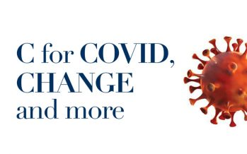 C for COVID, CHANGE and more