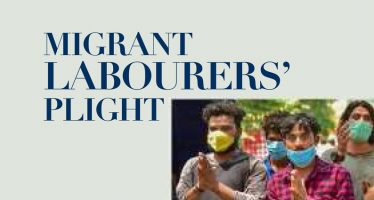 MIGRANT LABOURERS' PLIGHT