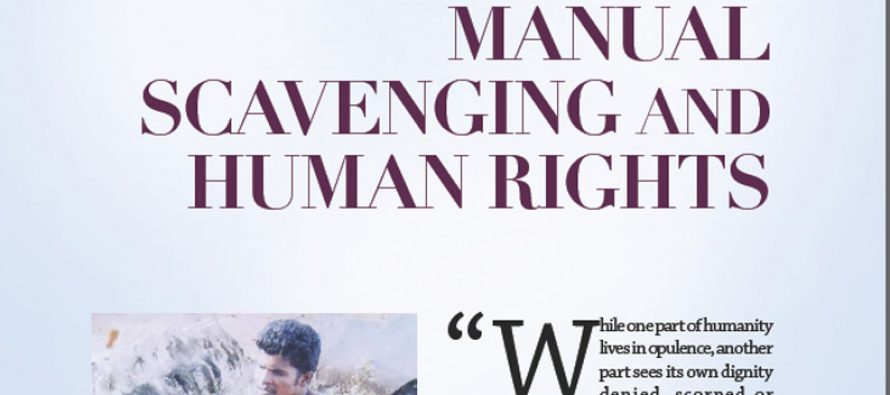 MANUAL SCAVENGING AND HUMAN RIGHTS