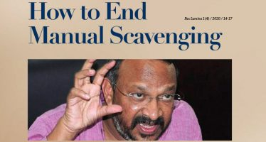 How to End Manual Scavenging