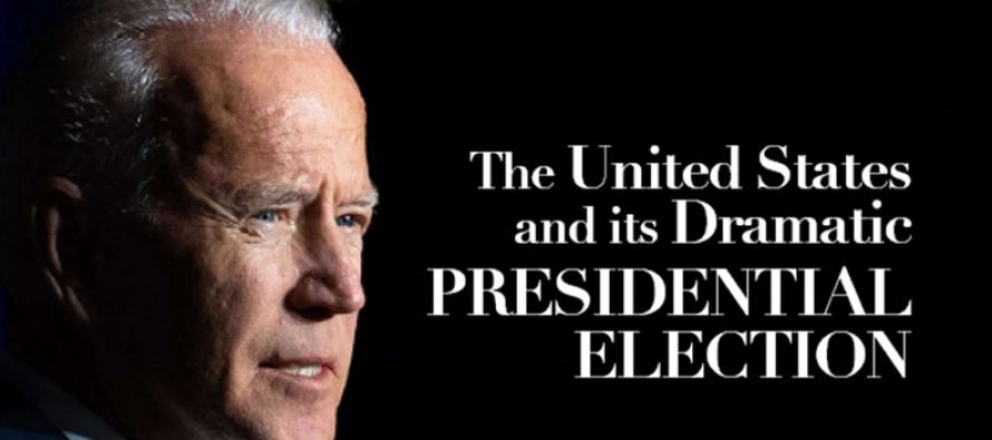 The United States and its Dramatic PRESIDENTIAL ELECTION